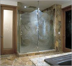 heavy glass shower doors partially frosted glass shower doors unique shower door glass
