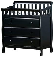 dream on me changing table white black dresser changing table combo rosekeymedia com