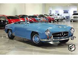 1960 mercedes for sale mercedes 190sl for sale on classiccars com 36 available