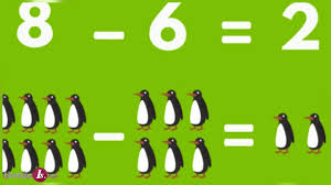 subtract subtraction by 6 math for kids math help basic math