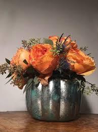 Mercury Glass Vases Diy Diy Mercury Glass Pumpkin Vase Hometalk