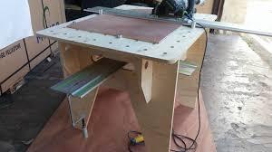 portable track saw table festool makita dewalt track saw portable workbench router table