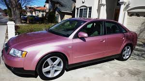 pink audi a6 just posted a pink audi a4 in the for sale section audiworld forums