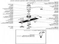moen kitchen faucet parts diagram venetian delta kitchen faucet parts diagram centerset two handle