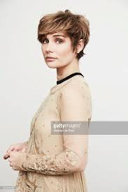 hairstyles from nashville series clare bowen from hulu s nashville poses in the getty images