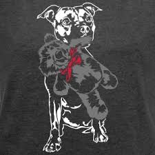 american pitbull terrier t shirts shop bull terrier t shirts online spreadshirt