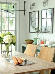 ideas for dining room walls 15 ways to dress up your dining room walls hgtv s decorating