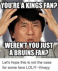Hockey Meme Generator - youtreakingsfan werent you just a bruins fan memegeneratores let s