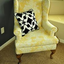 Wing Back Chair Design Ideas Furniture Wingback Chair Slipcover Decor Ideas Somvoz