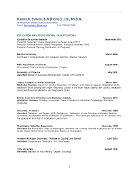 Sample Child Actor Resume by Xxxxxx Karim A Hamir 2015 Resume