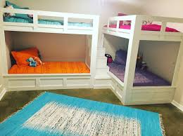 4 Bed Bunk Bed Double Bunk Beds Best 25 Double Bunk Beds Ideas On Pinterest Bunk