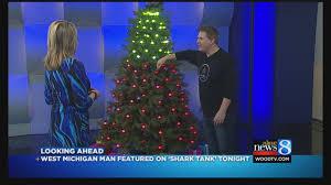 local man featured on u0027shark tank u0027 for christmas tree lights youtube