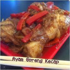soja cuisine recettes recette d ayam goreng kecap poulets frits à la sauce soja à l