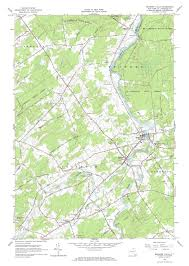 Topographic Map Of Washington by New York Topo Maps 7 5 Minute Topographic Maps 1 24 000 Scale