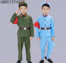 Army Halloween Costumes Boys Cheap Military Costume Kids Aliexpress