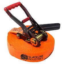 amazon com slackline industries baseline slackline complete kit