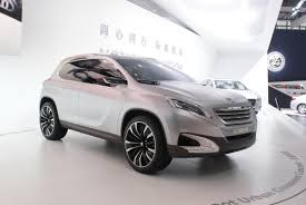 Peugeot Urban Crossover Concept As 2008 Ps Garage Automotive