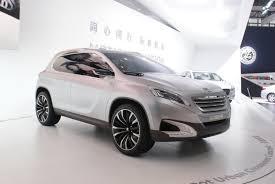 Peugeot Urban Crossover Concept As 2008 Ps Garage Automotive