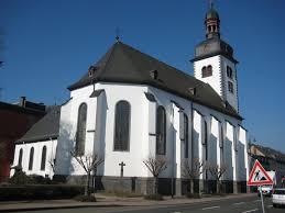 Bad Breisig Katholische St Marien Kirche
