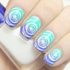 35 water marble nail art designs water marble nail art marble