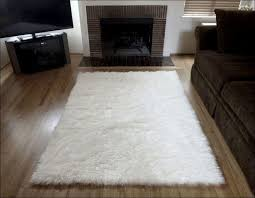furniture white furry rug target area rugs home depot home goods