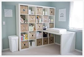 Desk Shelf Combo by Nursery Reveal Allie U0026 Co Photography Lansing Michigan
