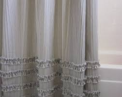 Brown And Ivory Curtains Extra Long Curtains Etsy