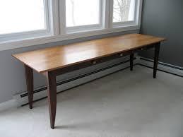 8 Foot Sofa Table Champlain Writing Desk David Hurwitz Originals Randolph Vermont