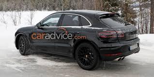 2018 porsche macan turbo 2018 porsche macan interior engine specs review