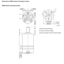 sauer danfoss omm u2013 orbital motors u2013 zeus hydratech