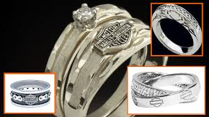 Harley Davidson Wedding Rings by 11 Things You Need For A Harley Davidson Themed Wedding Hdforums