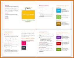 office word brochure template 5 microsoft word brochure templates itinerary template sle