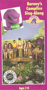 Barney Three Wishes Video On by Campfire Sing Along Video 1990 Imdb