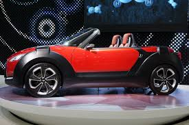 daihatsu u0027s funky little d x roadster can be anything you want