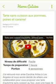 cuisine pour herve cuisine android apps on play