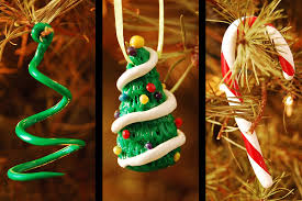 diy christmas ornaments christmas trees and candy cane youtube
