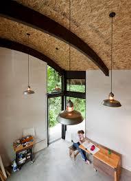 Workbench Lighting San Francisco Vaulted Ceiling Lighting Living Room Mediterranean