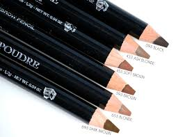 dior powder eyebrow pencils ommorphia beauty bar