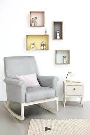 Rocking Sofa Chair Nursery Rocking Armchair Nursery Cker Nursing Chair Snow With