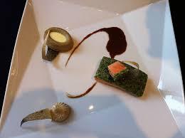 la carpe cuisine superior cuisine class fifteen salmon supreme carpe diem a