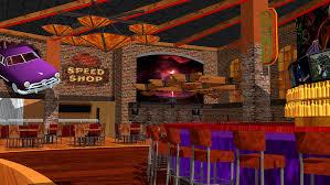 Steak House Interior Design Conceptual Casino Restaurant Interior Casino Design F U2026 Flickr