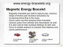 bracelet health magnetic images Energy bracelets guide jpg