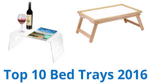 10 best bed trays 2016 youtube