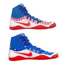 American Flag Shoes Nike Wrestling Shoes Youth U0026 Blue Chip Wrestling