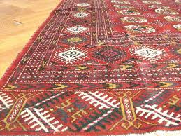 Bokhara Rugs For Sale 6 7 X 11 8 Old Russian Bokhara Rug Wool On Wool Antique Ebay