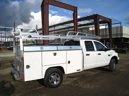 Utility Bed Trailer Truck Body Service Bodies Truck Beds Utility Body Aluminum