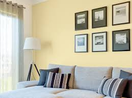 zone or highlight areas with a colour block or square on the wall