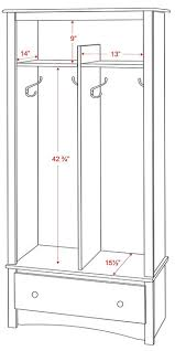 mud room dimensions entryway organizer with hooks cubbies drawer pros cons