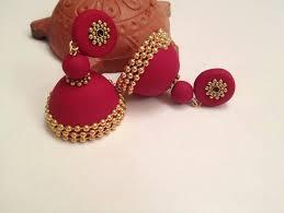 jhumki earring handmade traditional indian jhumka jhumki earrings