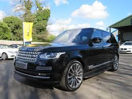 blue range rover vogue used 2015 land rover range rover sdv8 vogue se autobiography